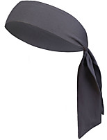 cheap -Men's Women's Headwear Headsweat Tennis Leisure Sports Outdoor Autumn / Fall Spring / High Elasticity / Breathable
