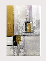 cheap -Modern Abstract Painting Hand-Painted on Canvas Oil Wall Art for Living Room Bedroom Home Decoration with Stretched Frame Ready to Hang