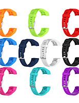 cheap -Watch Band for Vivosmart HR(Plus) Garmin Modern Buckle Silicone Wrist Strap