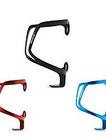 cheap -WAKE® Bike Water Bottle Cage Cycling Ultra Light (UL) Stability Durable For Cycling Bicycle Road Bike Mountain Bike MTB Folding Bike Recreational Cycling Fixed Gear Bike Aluminium alloy Black Red Blue