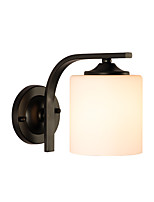 cheap -Matte / Eye Protection Vintage / Nordic Style Wall Lamps & Sconces Shops / Cafes / Office Metal Wall Light 110-120V / 220-240V