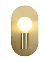 cheap -feimiao New Design Modern / Nordic Style Wall Lamps & Sconces Living Room / Bedroom Copper Wall Light 110-120V / 220-240V 60 W