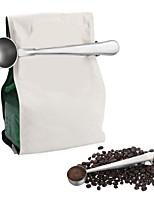 abordables -cuillère à café multifonction avec clip en acier inoxydable thé café tasse à mesurer cuillère gadgets de cuisine