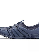 cheap -Men's Comfort Shoes Mesh Fall & Winter Loafers & Slip-Ons Black / Blue / Gray