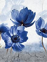 cheap -Plants Flowers Window Film & Stickers Decoration Matte / Floral Floral / Geometric PVC(PolyVinyl Chloride) Matte Sticker / Window Sticker / New Design