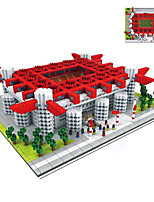 cheap -Building Blocks 3800 pcs Architecture compatible Legoing Simulation All Toy Gift / Kid's