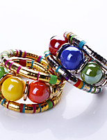 cheap -Bracelet Masquerade Bohemian Boho Alloy For Gypsy Cosplay Halloween Carnival Women's Costume Jewelry Fashion Jewelry / Bracelets