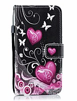 cheap -Case For Apple iPhone 11 / iPhone 11 Pro Max Palace flower PU Leather with Card Slot Flip up and down For iPhone5/6/7/8/6P/7p/8p/x/xs/xr/xs mas