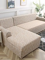 cheap -Sofa Cover Striped / Neutral / Contemporary Printed Polyester Slipcovers