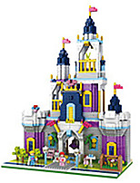 cheap -Building Blocks 2800 pcs Architecture compatible Legoing Simulation All Toy Gift / Kid's