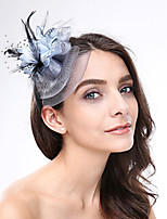 cheap -Queen Elizabeth The Marvelous Mrs. Maisel Retro Vintage Kentucky Derby Hat Fascinator Hat Women's Costume Hat Black / Purple / Champagne Vintage Cosplay Party Party Evening