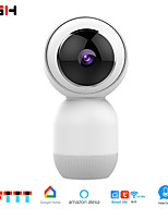 cheap -RSH Home Security IP Camera Wireless Smart WiFi Camera WI-FI Audio Record Surveillance Baby Monitor HD Mini CCTV Camera