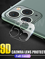 cheap -New 3D Film For iPhone 11 Pro Max Back Camera Lens Screen Protector Phone Camera Accessories For iPhone 11 Protective Film