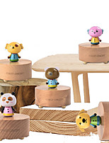 cheap -Music Box Stress Reliever Creative Exquisite Wooden All Toy Gift