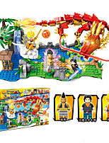 cheap -Building Blocks 516 pcs Landscape compatible Legoing Simulation All Toy Gift / Kid's