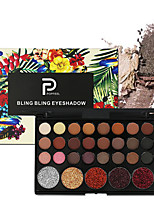 cheap -29 Colors Eyeshadow Eyeshadow Palette Matte Cosmetic EyeShadow Face Easy to Carry Women Best Quality Pro Ultra Light (UL) Girlfriend Gift Safety Convenient Daily Makeup Halloween Makeup Party Makeup