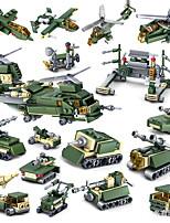 cheap -Building Blocks 544 pcs Military compatible Legoing Simulation Tank Plane All Toy Gift / Kid's