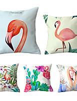 cheap -5 pcs Throw Pillow Simple Classic 45*45 cm