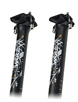 cheap -Bike Seatpost 27.2/31.6 mm Road Bike Mountain Bike MTB Recreational Cycling Cycling Black Aluminium Alloy / Ergonomic