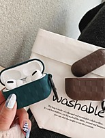cheap -Case For AirPods Pro Shockproof / Dustproof Headphone Case Soft