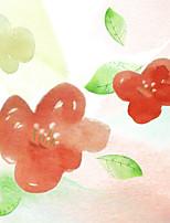 cheap -Dream Flower Pattern Matte Window Film Vinyl Removable Private Home Decor / Door Sticker / Window Sticker