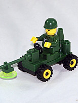 cheap -Building Blocks 0-38 pcs Military compatible Legoing Simulation Climbing Car All Toy Gift / Kid's