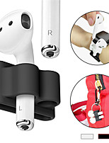 cheap -Airpods Strap Simple Style Apple Airpods Scratch-proof Silicon Rubber