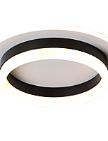 cheap -1-Light feimiao 25 cm Mini Style / LED Flush Mount Lights Metal Acrylic Painted Finishes LED / Modern 110-120V / 220-240V