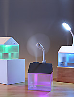 cheap -ELOOLE 3 In 1 Wireless Air Humidifier for Home Office Creative House Aromatherapy Diffuser Ultrasonic Humidificador Mist Maker