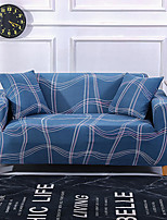 cheap -Lines Stripes Print Dustproof All-powerful Slipcovers Stretch Sofa Cover Super Soft Fabric Couch Cover with One Free Pillow Case