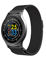cheap -RC01 Men Smartwatch Android iOS Bluetooth Waterproof Touch Screen Heart Rate Monitor Blood Pressure Measurement Sports Stopwatch Pedometer Call Reminder Activity Tracker Sleep Tracker