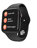 cheap -JSBP H128 Men Women Smartwatch Smart Watch BT Fitness Tracker Support Notify/Heart Rate Monitor Sport Smartwatch Compatible Iphone/Samsung/Android Phones