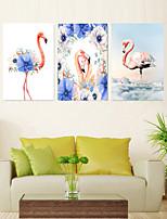 cheap -5 Pieces Printing Decorative Painting  Oil Painting  Home Decorative Wall Art Picture Paint on Canvas Prints 40x60cmx3 Animals Nature