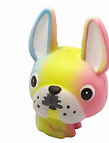 cheap -1 Squeeze Toy / Sensory Toy Slow Rising Stress Reliever Dog Stress and Anxiety Relief Decompression Toys Kawaii Resin 3 pcs Child's Adults' All Toy Gift