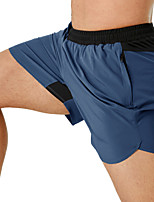 cheap -Men's Swim Shorts Swim Trunks Bottoms Breathable Quick Dry Swimming Water Sports Summer / Stretchy