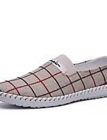 cheap -men's comfort shoes mesh fall & winter sneakers blue / beige / gray