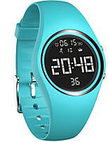 cheap -T5E Kids Smartwatch Android iOS Bluetooth Heart Rate Monitor Blood Pressure Measurement Sports Long Standby Exercise Record Timer Stopwatch Pedometer Call Reminder Sleep Tracker