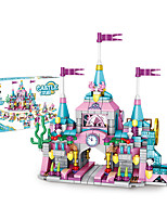 cheap -Building Blocks 553-566 pcs Architecture compatible Legoing Simulation All Toy Gift / Kid's