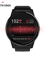 cheap -NORTH EDGE KEEP E101 Unisex Smartwatch Android iOS Bluetooth Waterproof Heart Rate Monitor Calories Burned Long Standby Information ECG+PPG Stopwatch Pedometer Call Reminder Activity Tracker