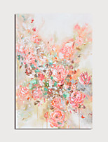 cheap -Hand Painted Canvas Oilpainting Abstract Home Decoration with Frame Painting Ready to Hang