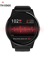 cheap -E101 Smartwatch Support ECG+PPG/ Heart Rate/ Blood Pressure  Monitor, Bluetooth Fitness Tracker for IOS/ Android Phones