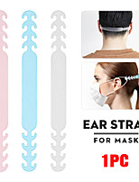 cheap -Mask Hanging Buckle Relieving Ear Pain Anti-Slip Mask Ear Grips Extension Hook Adjustable Four Gear