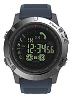 cheap -VIBE3 Unisex Smartwatch Android iOS Bluetooth Heart Rate Monitor Blood Pressure Measurement Sports Long Standby Exercise Record Timer Stopwatch Pedometer Call Reminder Sleep Tracker