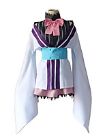 cheap -Inspired by Urara Cosplay Anime Cosplay Costumes Japanese Cosplay Suits Coat Vest Skirt For Women's / Tie-on Bows / Sash / Ribbon