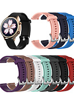 cheap -Watch Band for TicWatch C2 TicWatch Modern Buckle Silicone Wrist Strap