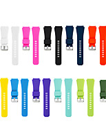 cheap -Watch Band for Gear S3 Frontier / Gear S3 Classic / Gear S3 Classic LTE Samsung Galaxy Sport Band Silicone Wrist Strap