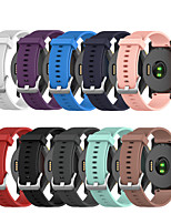 cheap -Watch Band for Garmin Venu Garmin Sport Band Silicone Wrist Strap