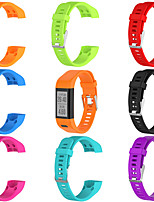 cheap -Watch Band for Vivosmart HR+(Plus) Garmin Sport Band Silicone Wrist Strap