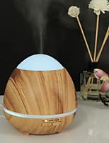 Недорогие -бесшумный аппарат для ароматерапии увлажнитель с ароматом древесины, 250 мл, диффузор с диффузором, ультразвуковой увлажнитель