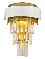 cheap -QIHengZhaoMing Wall Lamps & Sconces Bedroom / Office Crystal Wall Light 110-120V / 220-240V 5 W